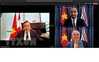 La coopération économique renforcée entre des localités vietnamiennes et canadiennes