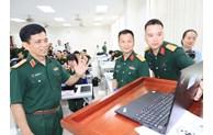 Ouverture d'une formation d'officiers d'état-major de l