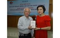 """Lancement du livre """"Échange Vietnam-États-Unis, des histoires avant 1946"""""""