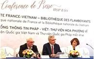 Bibliothèque France-Vietnam: un nouveau site de la collection « Patrimoines Partagés »