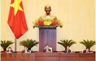 AN: procédures pour libérer le Président de la République de ses fonctions