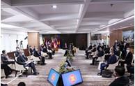 La réunion des dirigeants de l