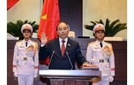 M. Nguyen Xuan Phuc élu au poste de président de l