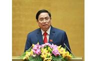 Le PM Pham Minh Chinh: Edifier un Etat de droit socialiste du peuple, pour le peuple et par le peuple