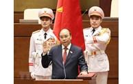 Dirigeants de pays félicitent de nouveaux dirigeants du Vietnam
