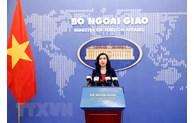 Le Vietnam persiste la politique étrangère d