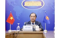 ASEAN-Royaume-Uni: dialogue tripartite élargi entre les ministres des AE