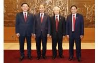 Des dirigeants de pays adressent des félicitations aux nouveaux dirigeants du Vietnam