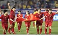 Football féminin: le Vietnam progresse au 33e rang mondial