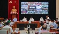 Conférence en ligne sur les examens nationaux de fin d