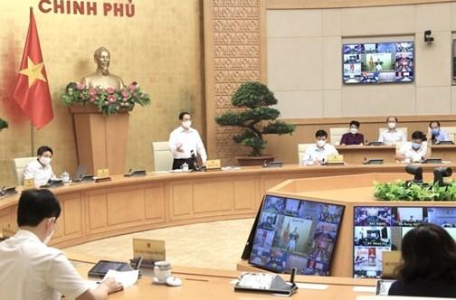 Le PM: se concentrer sur la prévention et le contrôle du COVID-19