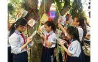 Hanoi développe des bibliothèques mobiles dans 50 écoles de banlieue