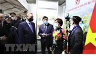 Des livres sur le Président Ho Chi Minh intéressent des lecteurs à Saint-Pétersbourg