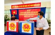 94 délégués élus au Conseil populaire de Hô Chi Minh-Ville