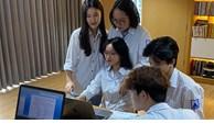 Des lycéens vietnamiens remportent deux médailles d