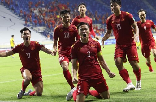 Éliminatoires de la Coupe du monde: le Vietnam bat la Malaisie 2-1