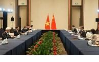 Pour approfondir les relations de partenariat de coopération stratégique intégrale Vietnam-Chine