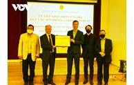 Des associations vietnamiennes et amis français soutiennent le Fonds pour le vaccin anti-Covid-19