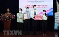 Ho Chi Minh-Ville: plus de 99 milliards de dongs pour la lutte contre le COVID-19