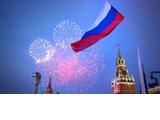 Félicitations à la Russie à l'occasion de sa Fête nationale