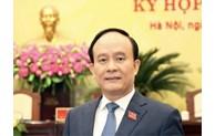M. Nguyen Ngoc Tuan réélu président du Conseil populaire municipal de Hanoï