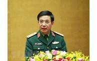Entretien téléphonique entre les ministres vietnamien et russe de la Défense