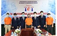 Quatre lycéens vietnamiens primés aux Olympiades internationales d