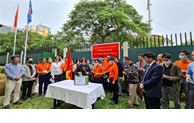 Des activistes politiques latino-américains commémorent le Président Ho Chi Minh en Mexique