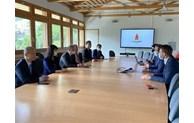 La commune française de La Plagne Tarentaise souhaite coopérer avec les localités vietnamiennes