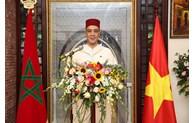 Maroc: Célébration de la Fête du Trône 2021