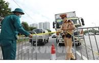 COVID-19: Hanoï régule le trafic pour éviter les embouteillages aux portes de la ville