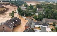 Près de 130 morts: l'Europe sous le choc après les inondations