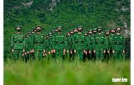 Ouverture de deux épreuves des Army Games 2021 au Vietnam