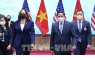 La Maison Blanche souligne le renforcement du partenariat intégral Vietnam-Etats-Unis