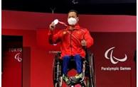 Jeux paralympiques de Tokyo 2020 : Le Van Cong décroche l