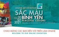 """Exposition en ligne """"Sac Mau Binh Yen"""" à Ho Chi Minh-Ville"""