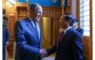 Approfondissement du partenariat stratégique intégral Vietnam-Russie
