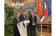 Le Vietnam renforce les échanges économiques et culturels avec Saône-et-Loire