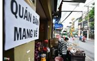 Restauration: Ho Chi Minh-Ville autorise  la vente à emporter