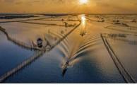 La beauté enchanteresse de la plus grande lagune d