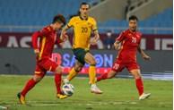 Mondial 2022: le Vietnam a perdu face à l