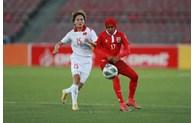 Éliminatoires d'Asian Cup 2022: Les Vietnamiennes battent les Maldives 16-0