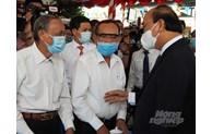 Le président Nguyen Xuan Phuc envoie une lettre aux électeurs de Ho Chi Minh-Ville