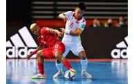 Coupe du monde de Futsal 2021: en battant le Panama, le Vietnam a encore l