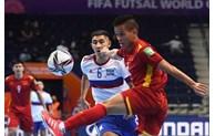 Coupe du monde de Futsal 2021: le Vietnam perd sur le score honorable de 2-3 devant la Russie
