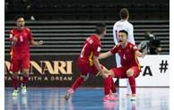 Coupe du monde de Futsal 2021: le Vietnam gagne un ticket pour  les huitièmes de finale