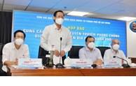 Hô Chi Minh-Ville maintient le confinement en vertu de la directive No 16 jusqu