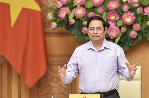 Le gouvernement discutera avec les entreprises des mesures de soutien économiques