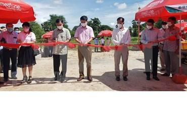 Le Vietnam finance la construction d'un pont d'amitié dans la province cambodgienne de Kampot