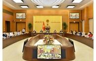 Le président de l'AN appelle à bien préparer pour la deuxième session parlementaire